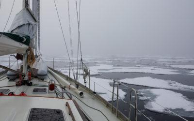 08.08.17 – im Eis, 74°06,31 N 095°19,96 W
