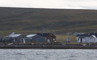 28.08.17 – Herschel Island, 69°36,40 N 138°56,50 W