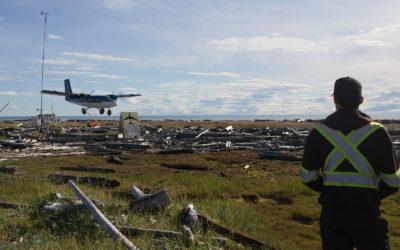 29.08.17 – Herschel Island, 69°33.99 N 138°58,44 W