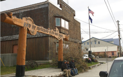 05.09.2016 – Nome, 64°30,00 N 165° 25,25 W